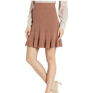 NWT Free People Cocoa Sweater Skirt
